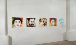 Installation: Diane, Kareem #2, Maggie, Isabella, Alden